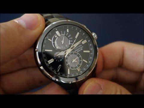 Seiko Coutura Solar Perpetual Calendar Chronograph Review (SSC377) - Perth WAtch #10