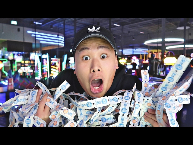 WON THE BIGGEST LOTTERY JACKPOT!!! (ARCADE HACK 100% WIN RATE)