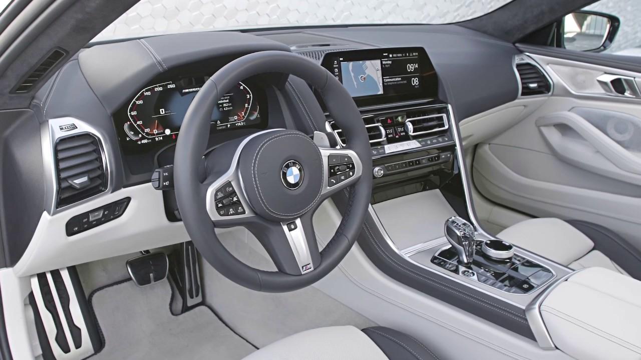 Bmw 840i Gran Coupe 2020 Interior