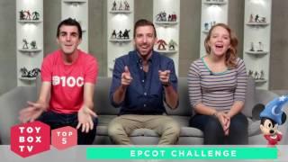 Infinity Toy Box TV Top 5 - Epcot Challenge