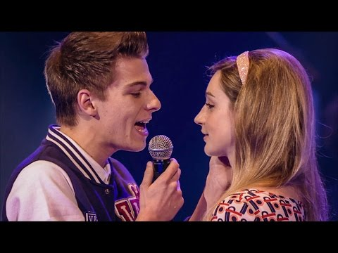 Sepp vs Shauni - 'Marvin Gaye' | The Battles | The Voice van