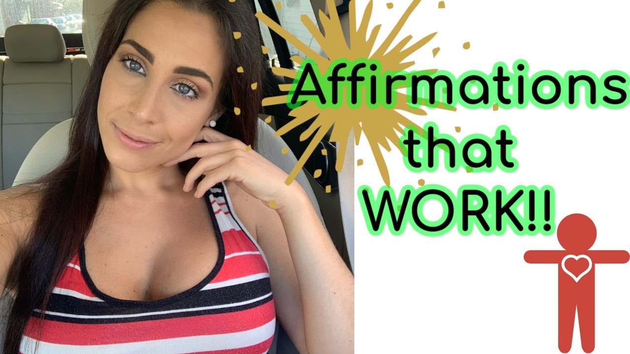 Create Effective Affirmations Easily | NEW METHOD