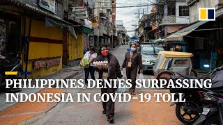 Philippines denies it overtakes Indonesia as Southeast Asian country with most Covid-19 cases