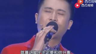 杨帆(央视主持人)现场演唱张学友的《一路上有你》,又一个被主持人耽误的实力歌手