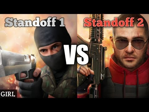 Standoff 1 Vs Standoff 2  ~Differences~