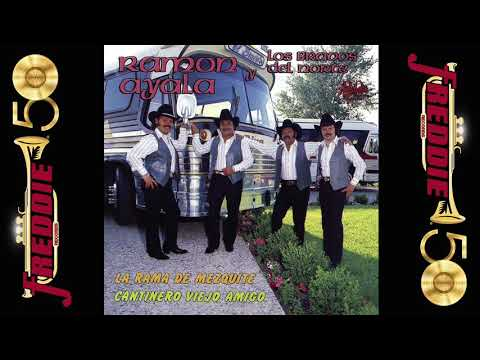 Ramon Ayala - La Rama Del Mezquite (Album Completo) Grabaciones Originales