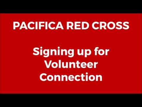 How to Create a Volunteer Connection Account