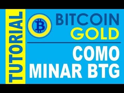 Como minar BTG BitCoin Gold TOTALMENTE EXPLICADO