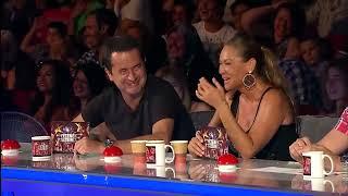 Bu Yarışmacılar Acun Ilıcalıyı Gülme Krizine Soktu  Yetenek Sizsiniz Türkiye