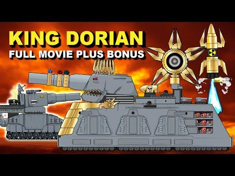 """King Dorian - all series plus a bonus"" - Cartoons about tanks"