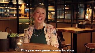Deutsche Gastronomie am Mercedes Platz: Das Loretta an der Spree