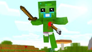 Download Baby Zombie Life 2 - Craftronix Minecraft Animation Mp3 and Videos
