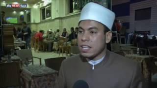 حملات توعية من مشايخ الأزهر بمقاهي مصر