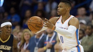 Russell Westbrook isn't worried about the Thunder's offensive struggles right now | ESPN