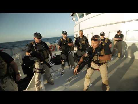 ISN Maritime Security Training