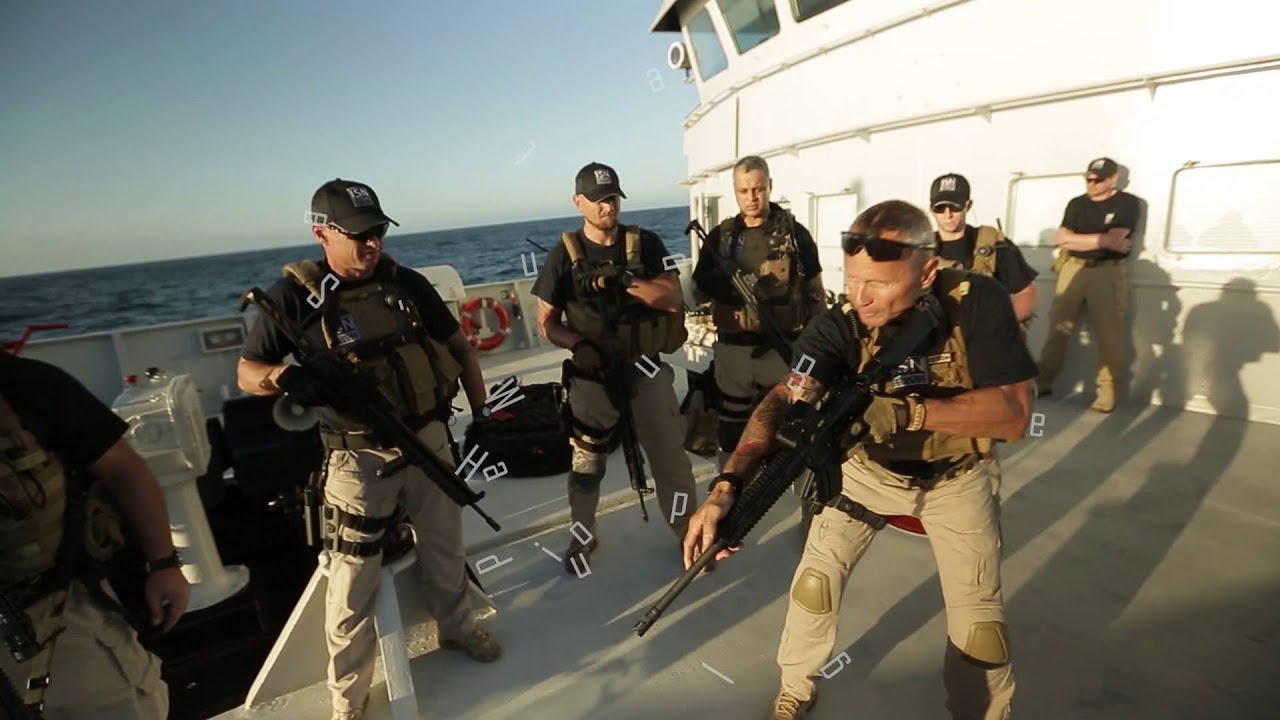 Isn Maritime Security Training Youtube