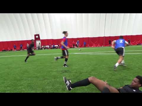 Hi Profile U16 vs  Seneca College Men (2nd)  2 - 6