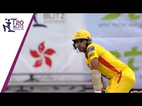 CENTURION - Kyle Coetzer's 100 | Hong Kong T20 Blitz 2018