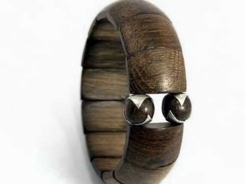 Wood & Metal Contemporary Jewellery