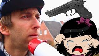 Ronny und die entführte Frau !!!