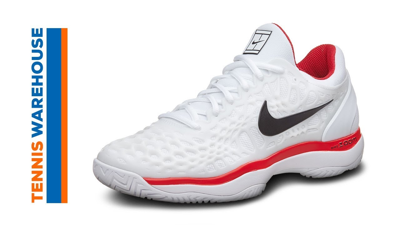 c1feff0a682c Nike Zoom Cage 3 Men s Tennis Shoe Review - YouTube