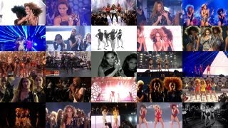 Tribute to Beyoncé - Single Ladies (Put A Ring On It)