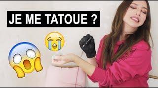 JE ME TATOUE ?! (Inkbox)