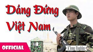 Dáng Đứng Việt Nam - Haghim [Karaoke MV HD]