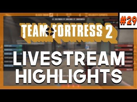 STOPPER PLAYS SPY!  TF2 Stream Highlights 29