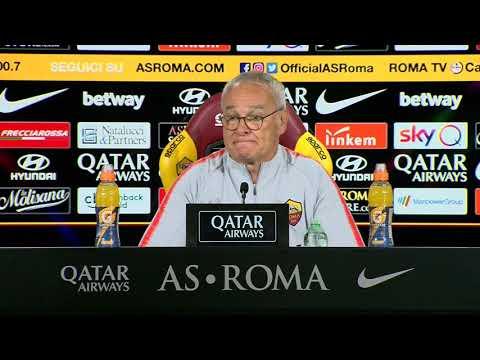 """Conferenza Ranieri: """"De Rossi non dormirà la notte, io l'avrei confermato. Serviva più attenzione"""""""