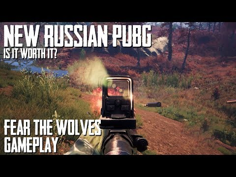 NEW Russian PUBG | Fear The Wolves GAMEPLAY | Impressive Battle Royale Game