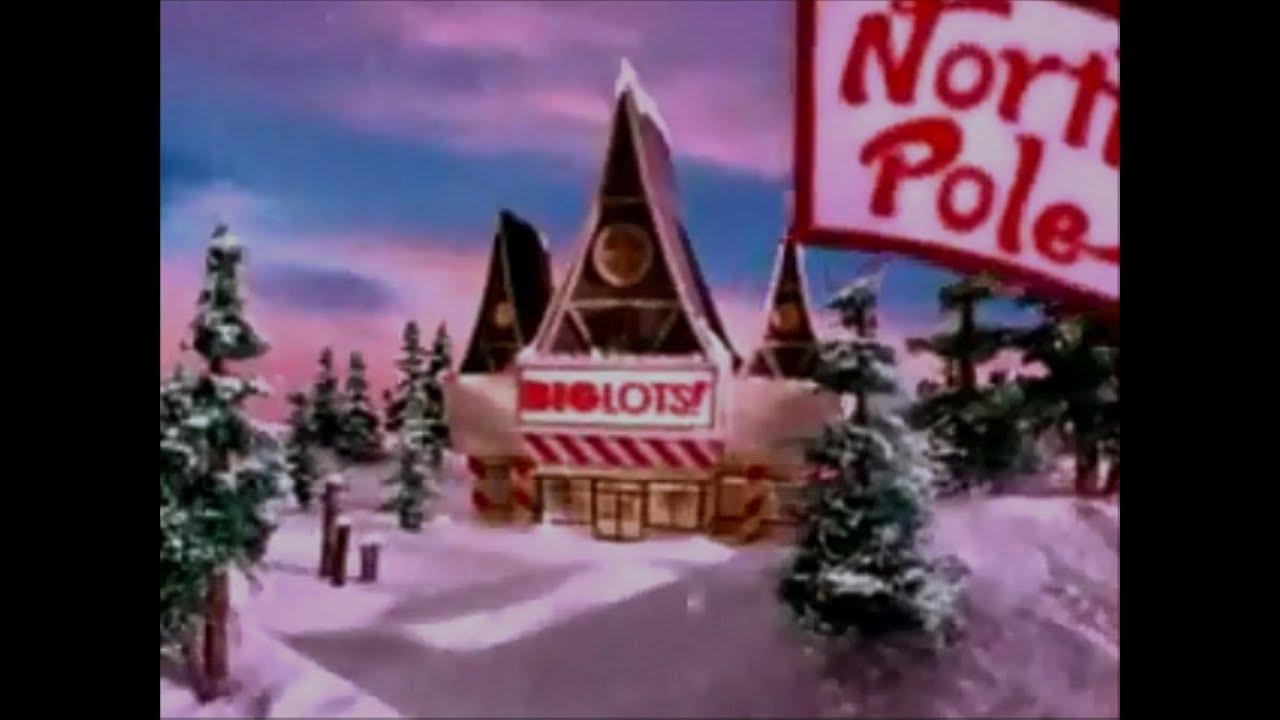 big lots stores big lots north pole christmas tv commercial hd - Big Lots Christmas Commercial