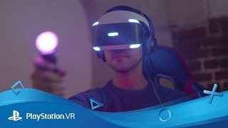 PS VR Developer Diaries | Ep. 1 A Vision for the Future of Play | PlayStation VR