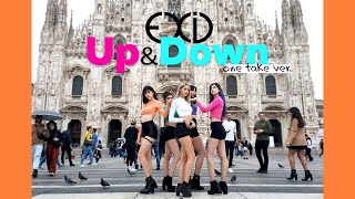 [KPOP IN PUBLIC THROWBACK | ONE TAKE] EXID (이엑스아이디) Up &…