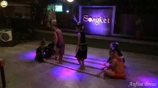 Видео путешествия в деталях.Азия.380.Songket Restaurant, Куала-Лумпур.