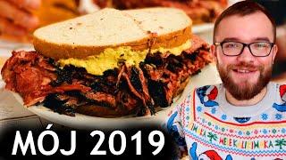 ROK 2019 w pigułce: Ile zjadłem? PODSUMOWANIE 2019   MOJE NAJLEPSZE FILMY 2019   GASTRO VLOG #287