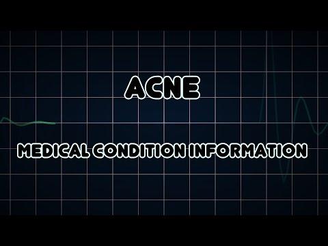 Acne (Medical Condition)