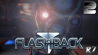 Flashback 2013 Remake PC Longplay 2 - Gameplay [1080p 60FPS]