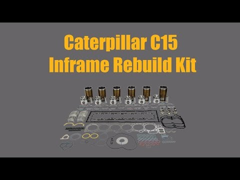 1807352-C15 | Caterpillar C15 Diesel Engine Rebuild Kit