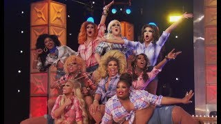 """RuPaul's Drag Race Season 11 Episode 7 """"From Farm To Runway""""  