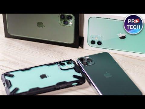 Опыт использования IPhone 11 и 11 Pro Max. Что нужно знать после месяца эксплуатации