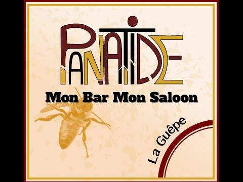 Panatide - 6 - Mon Bar Mon Saloon (EP La Guêpe)