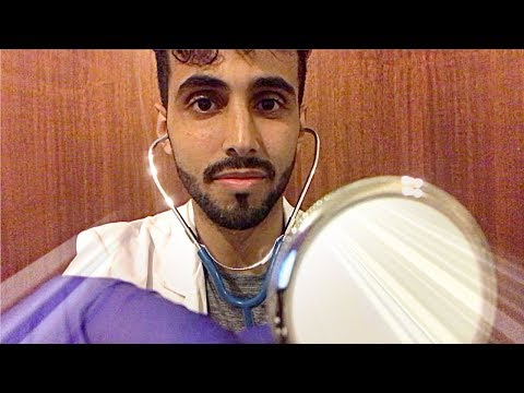 ASMR Doctor Check Up (soft spoken) from YouTube · Duration:  32 minutes 35 seconds