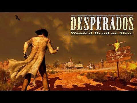 Desperados Wanted Dead Or Alive Level Ending Tips Youtube