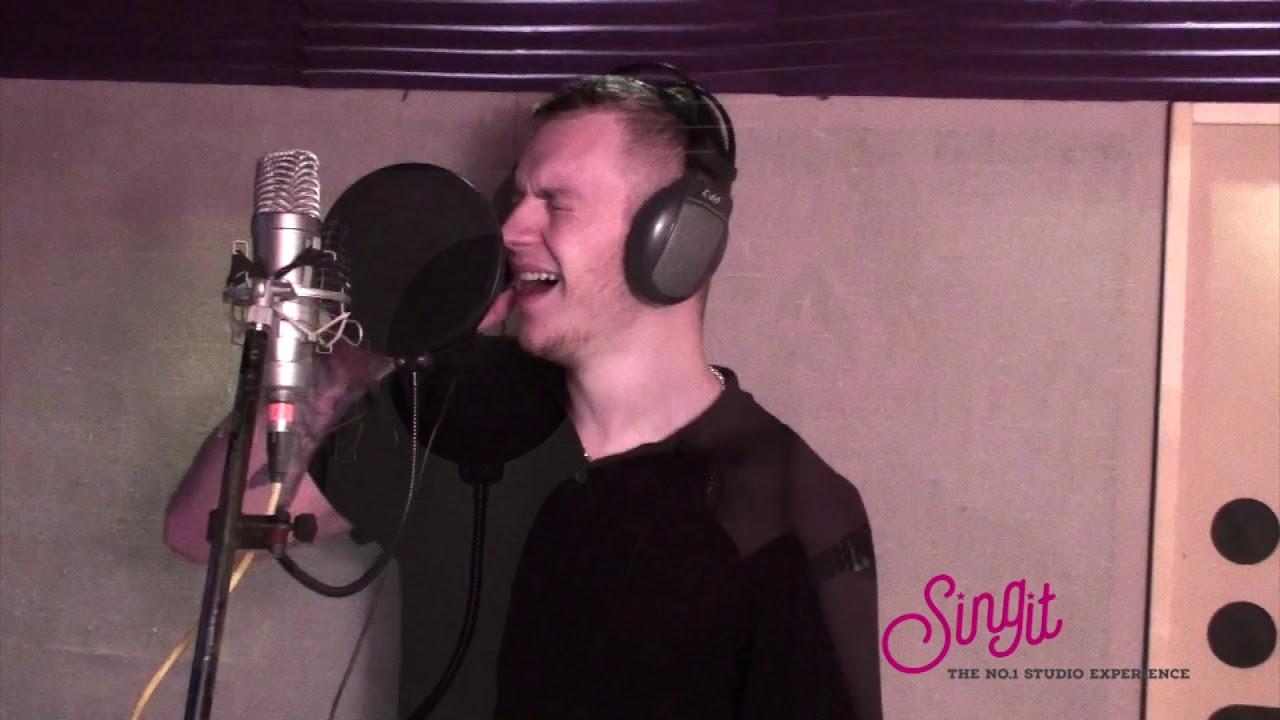 Luke Sargent @Sing-It Birmingham