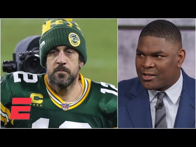 Aaron Rodgers deserves to have some time off - Keyshawn Johnson | NFL Primetime