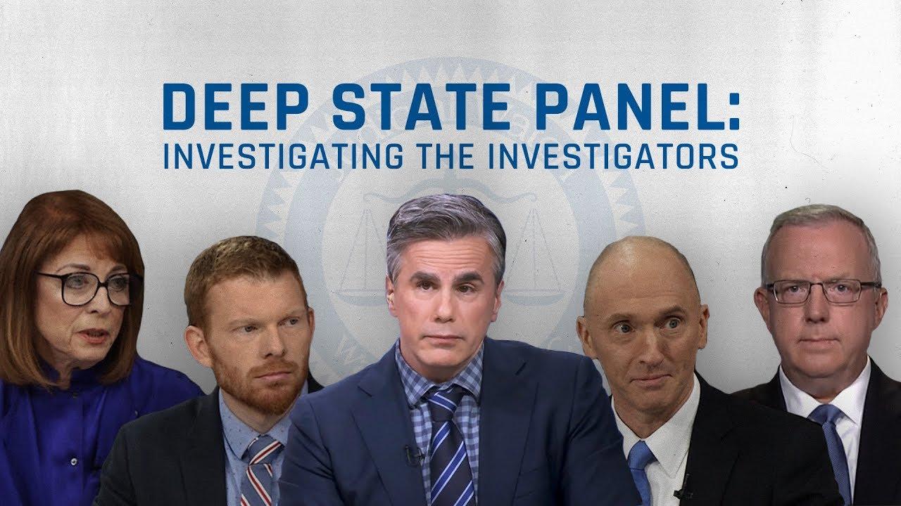 "Judicial Watch - Deep State Panel: ""Investigating the Investigators"" [REUPLOAD]"