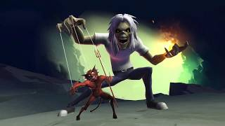 Iron Maiden - Legacy Of The Beast Game Trailer