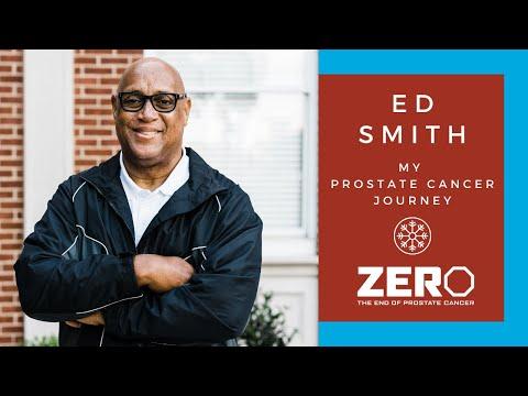 Ed Smith: My Prostate Cancer Journey