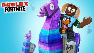FORTNITE IN ROBLOX CHASING THAT VICTORY ROYALE - Roblox gaming adventures